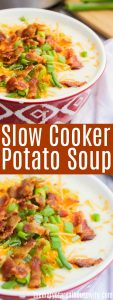 Crock-Pot Potato Soup
