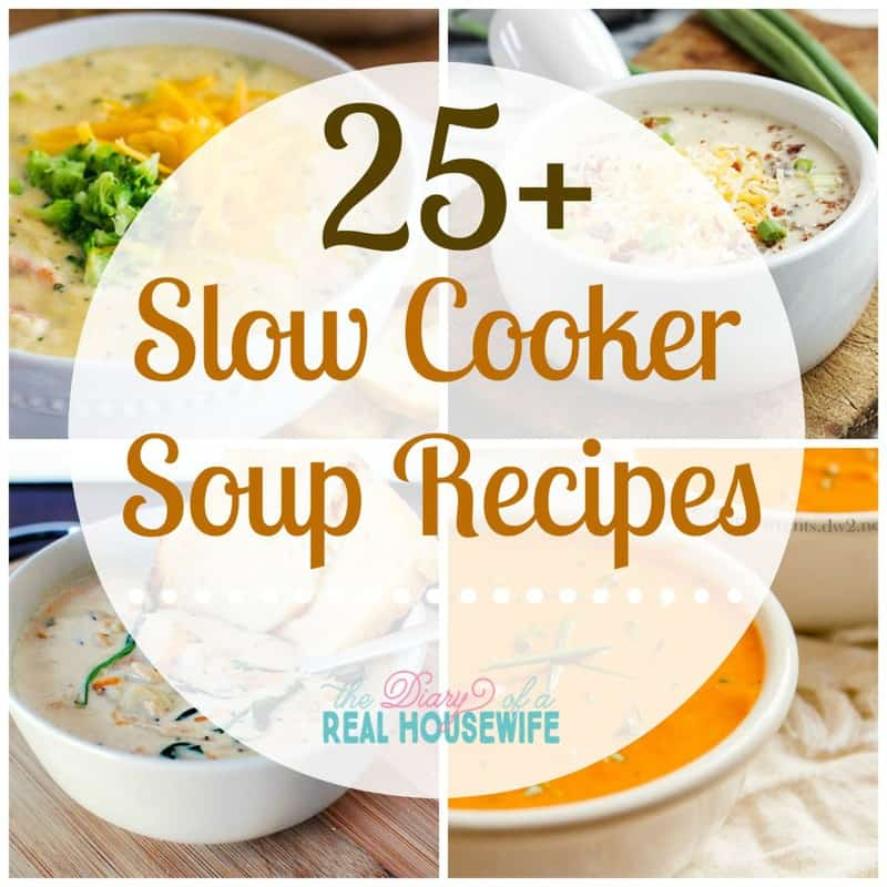 Slow cooker soup recipes!! YUmm!!