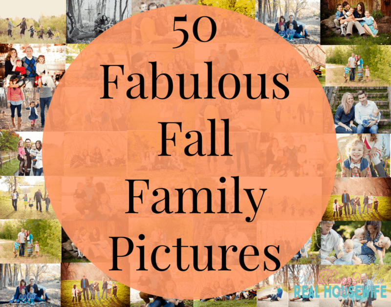 fall family picture ideas