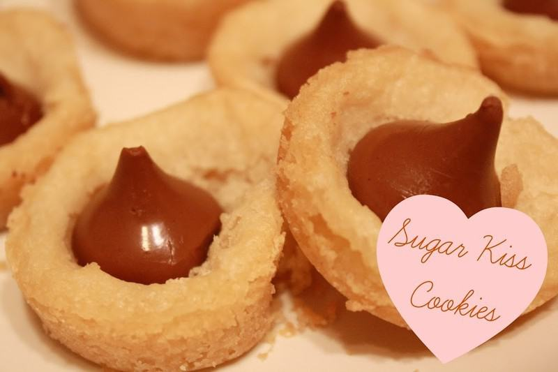 Sugar Kiss Cookies