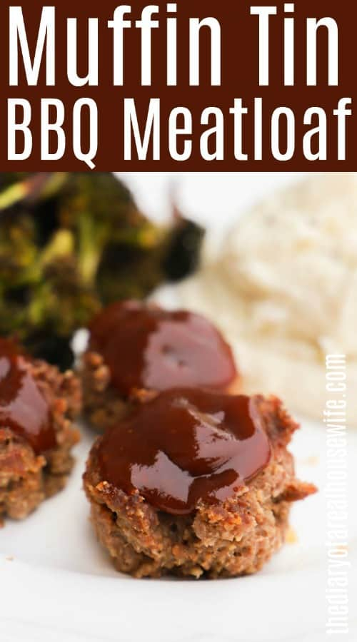 BBQ Meatloaf Cups