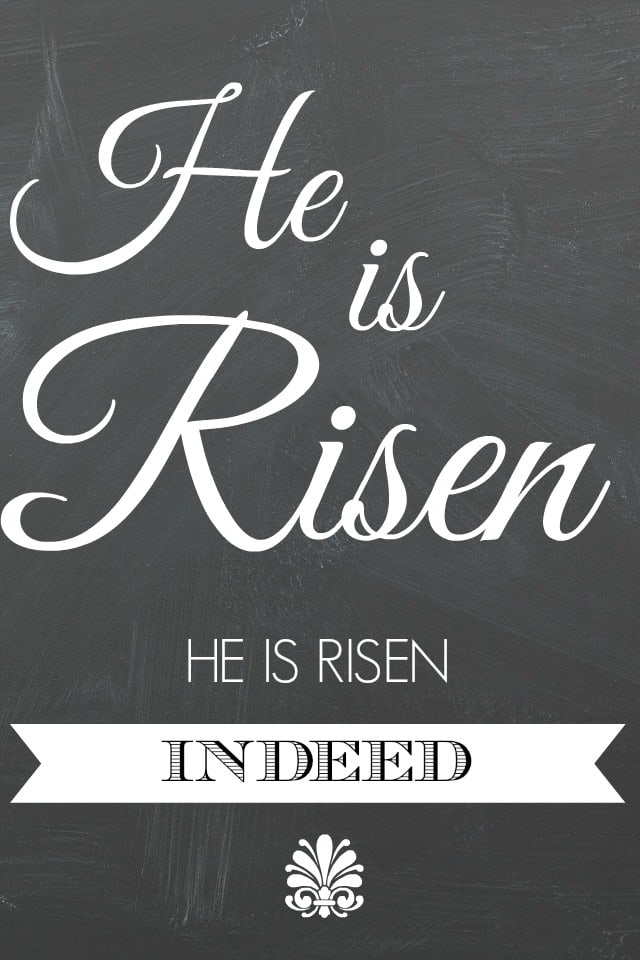 FREE Easter iPhone Wallpaper