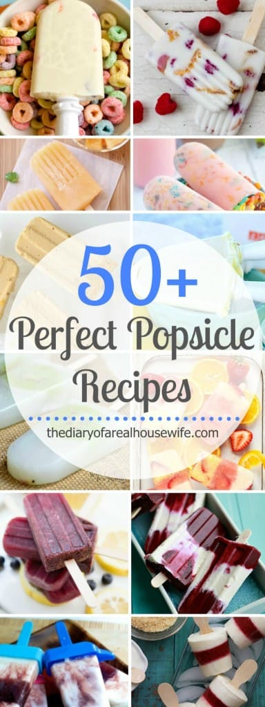 Over 50 Perfect Popsicle Recipes
