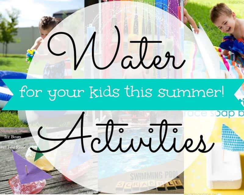 Water Activities For Your Kids This Summer