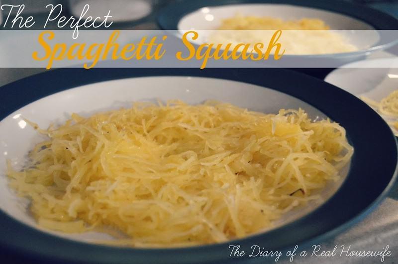The Prefect Spaghetti Squash