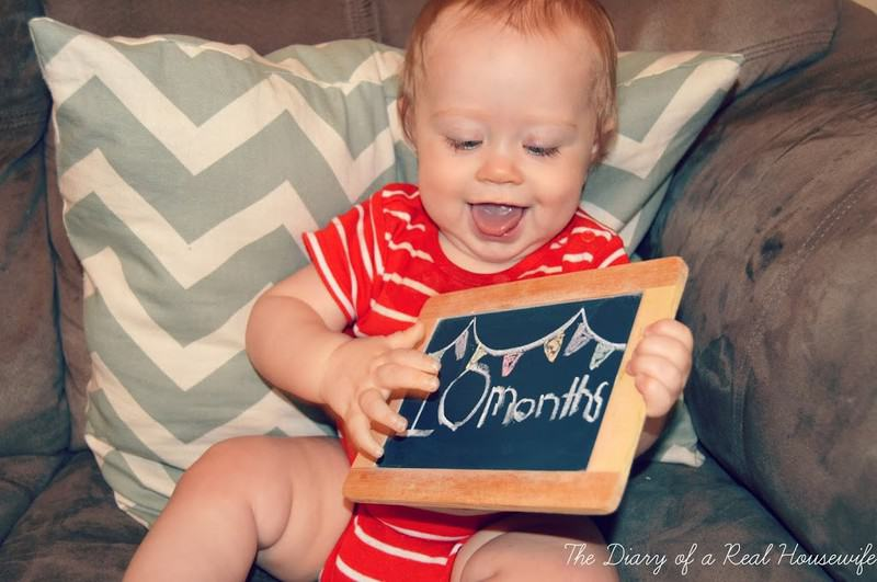 Eli @ 10 Months