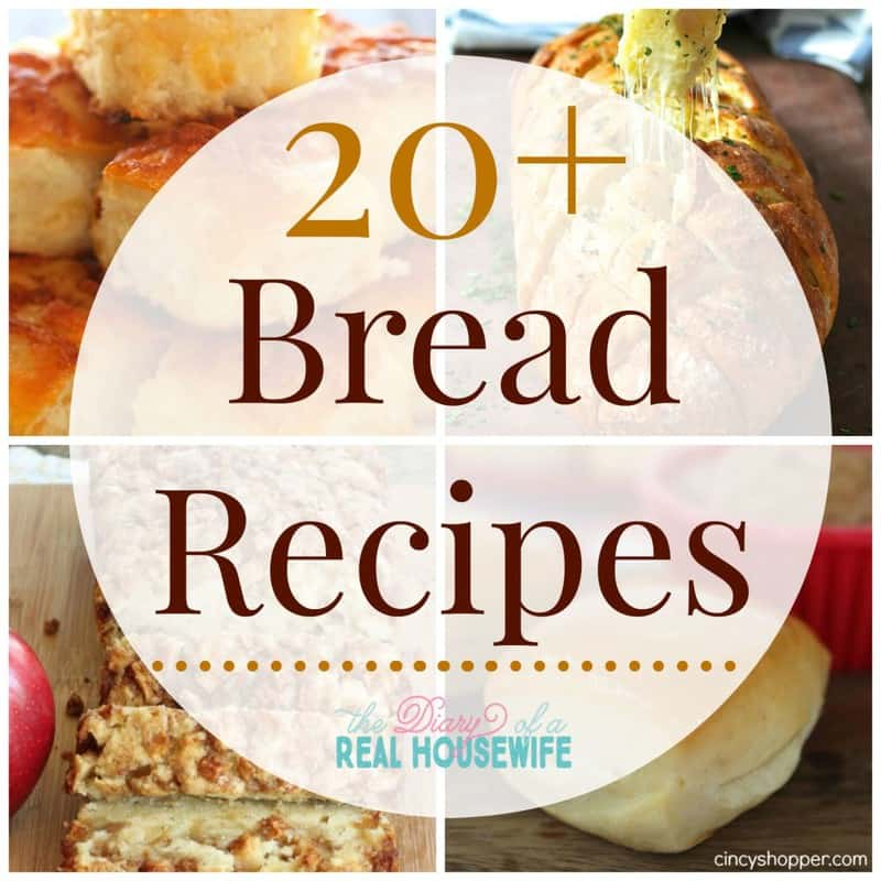 Bread recipes. Perfect for any meal