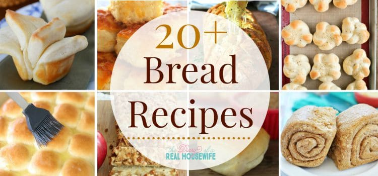 Side Dish Recipes: Bread