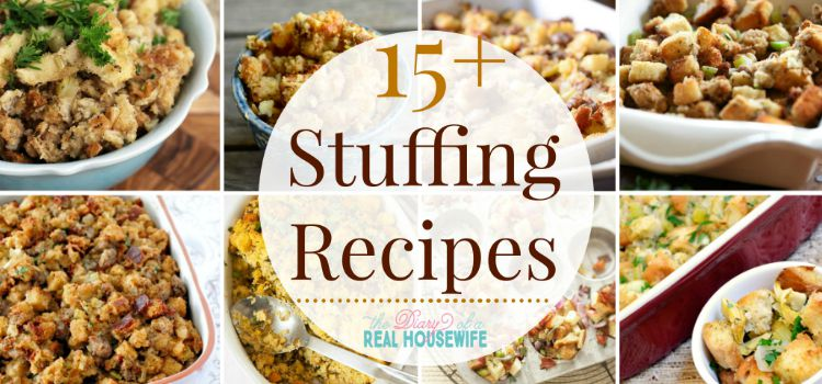 Side Dish Recipe: Stuffing