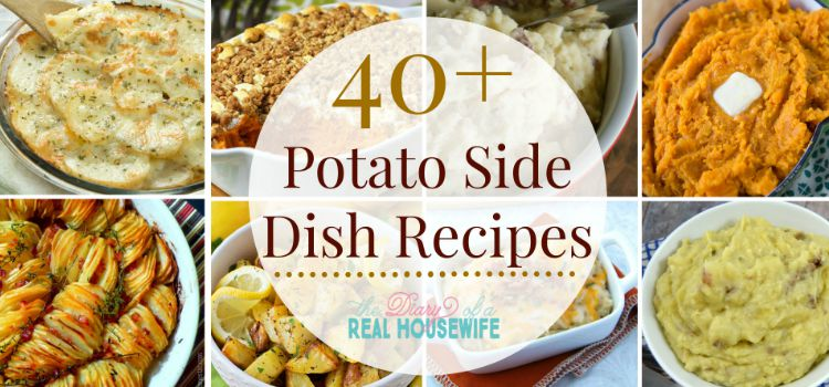 Side Dish Recipes: Potatoes