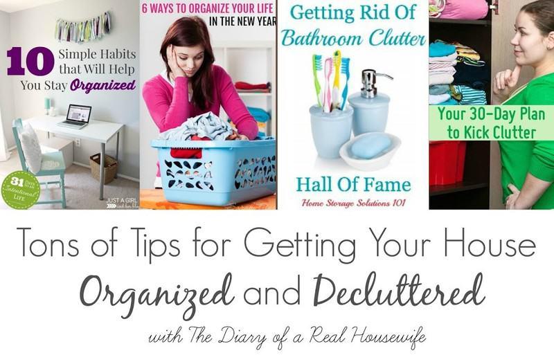 Getting Organized 2015