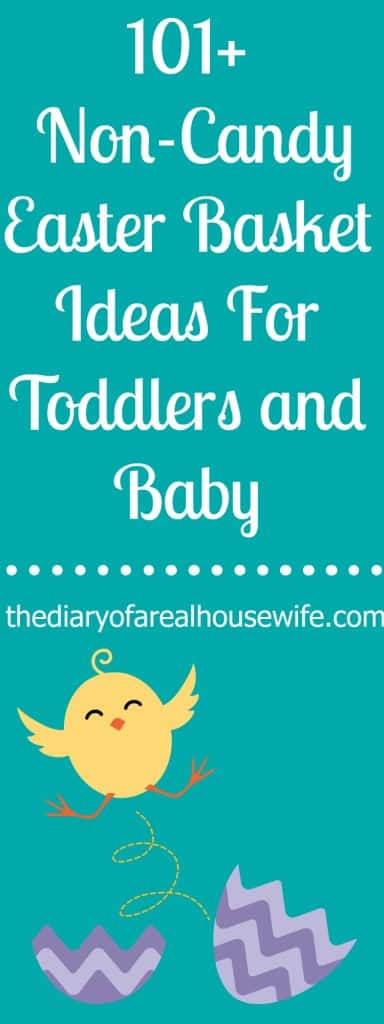 101 non candy easter basket ideas for toddlers and baby the 101 non candy easter basket ideas for toddlers and baby negle Image collections