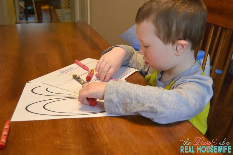 Easter Bunny Ear Craft