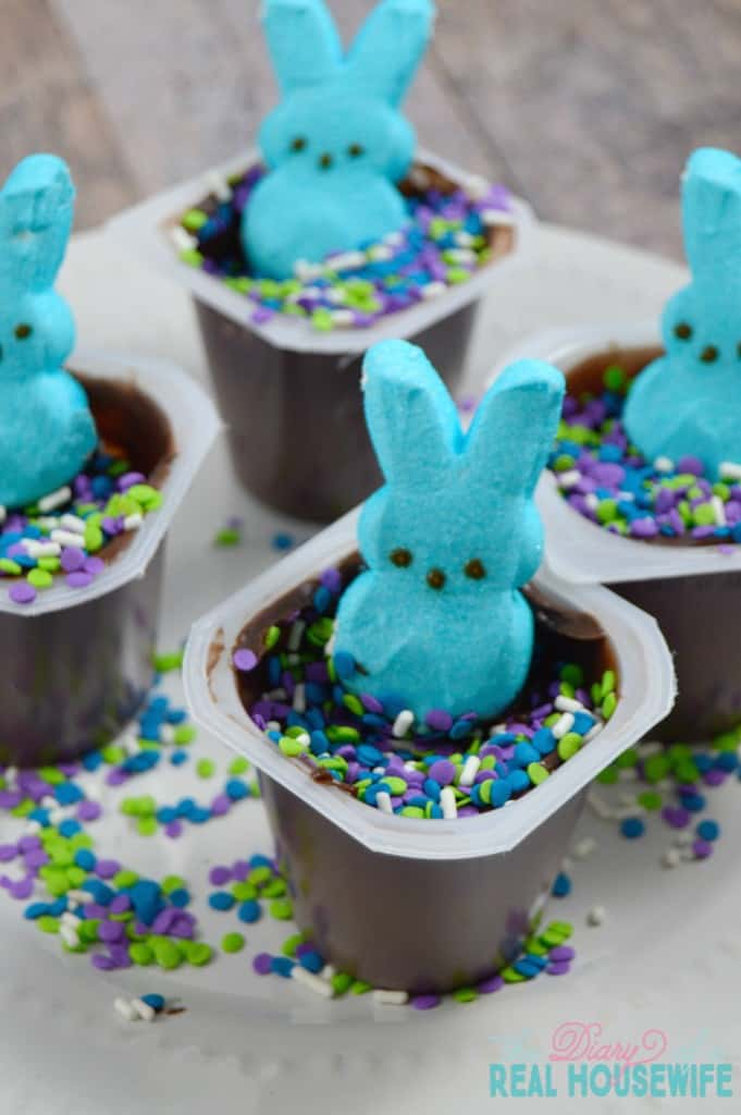 Easter Pudding Cup