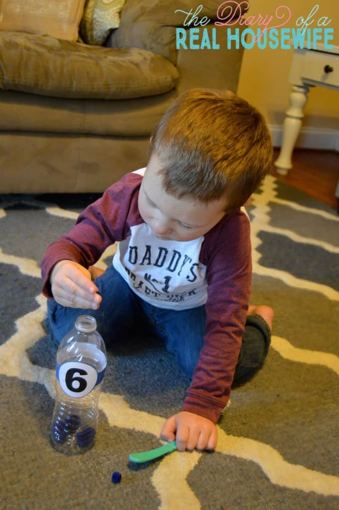 Toddler Game for learning colors