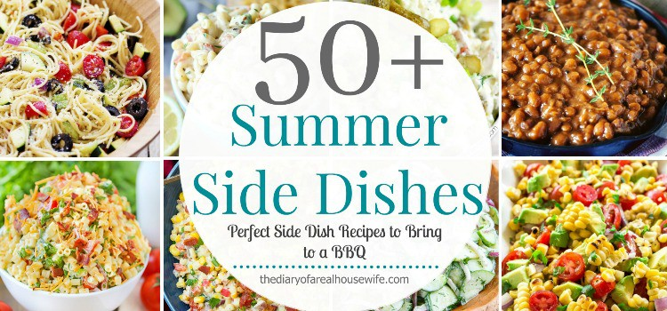 Perfect Side Dish Recipes To Bring To A Bbq The Diary Of A Real