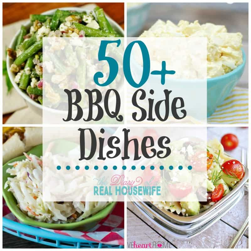 Summer BBQ Side Dishes - Great ideas for your next get together!