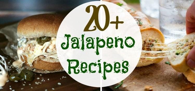 Jalapeño Recipes