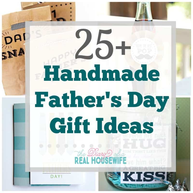 Handmade Fathers Day Gifts! The Diary of a Real housewife