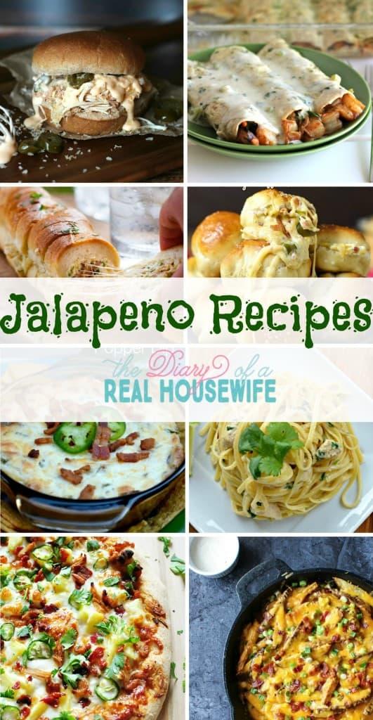 Pin it! Jalapeño recipes, yum yum!