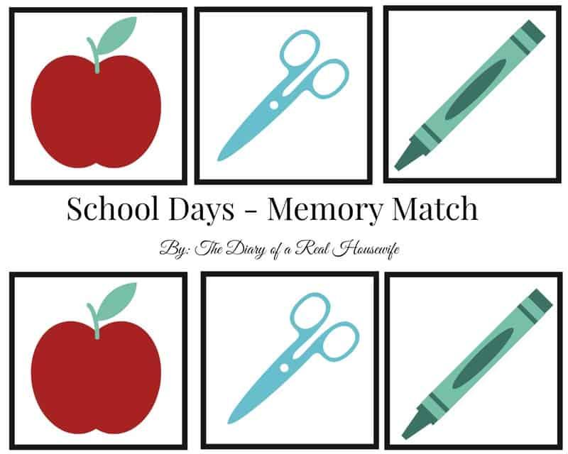 schooldaysmemorymatch