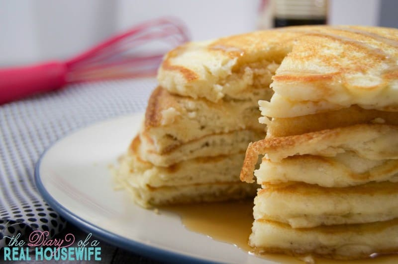 how to make pancakes out of all purpose flour