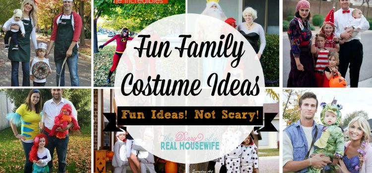 Fun Family Costume Ideas