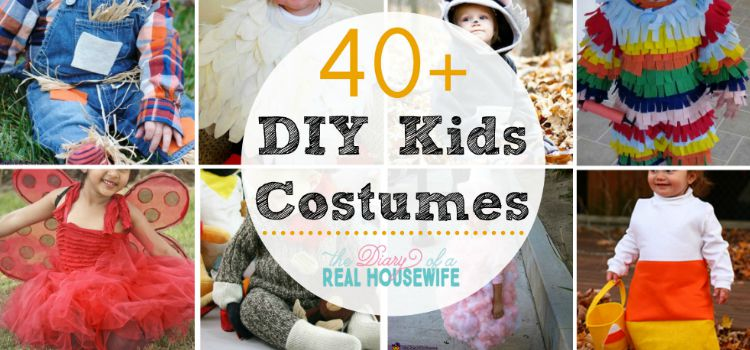 DIY Kids Costumes