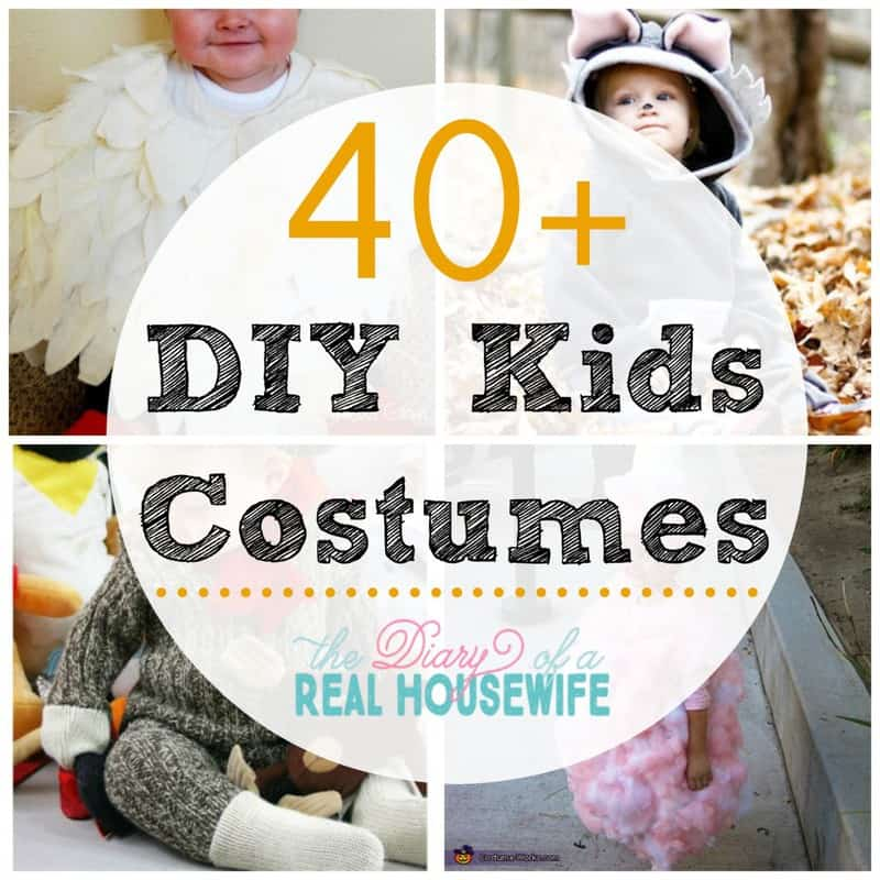 Kids costumes ideas