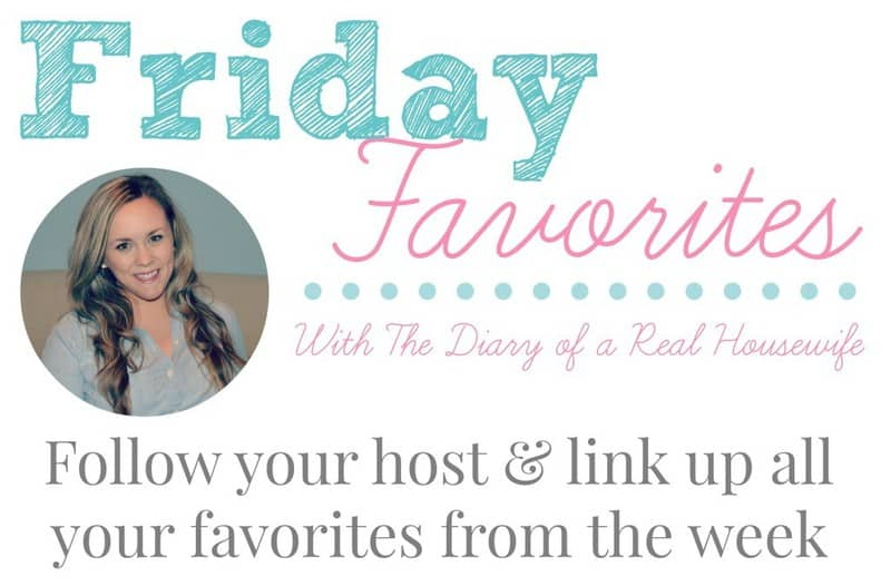 Friday Favorites Link Up Party