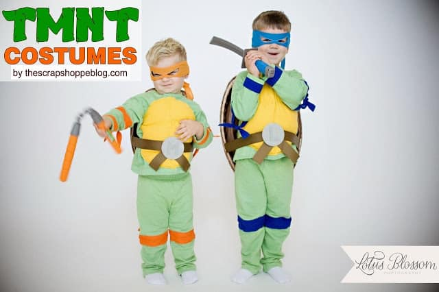 TMNT-Costumes