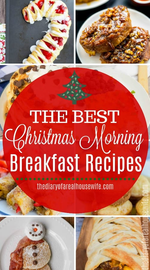 Christmas Morning Breakfast Recipes