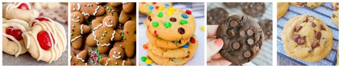 cookie recipes 5