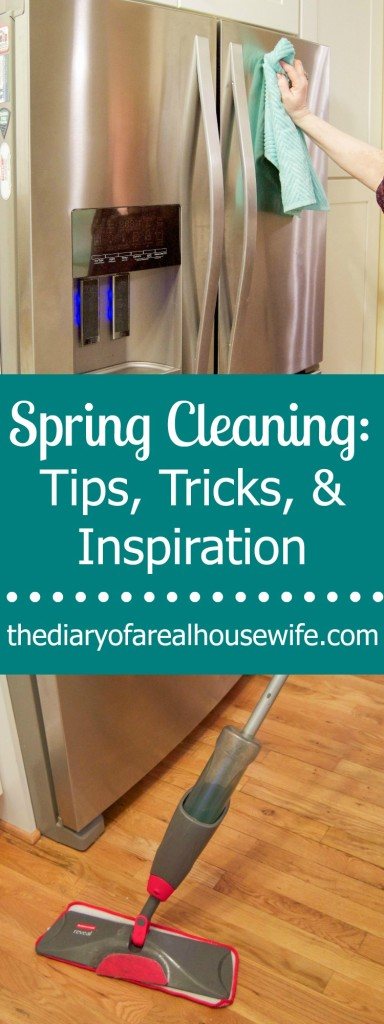Spring Cleaning Tips, Tricks, and Inspiration