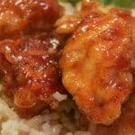 Featured Size - Easy Orange Chicken