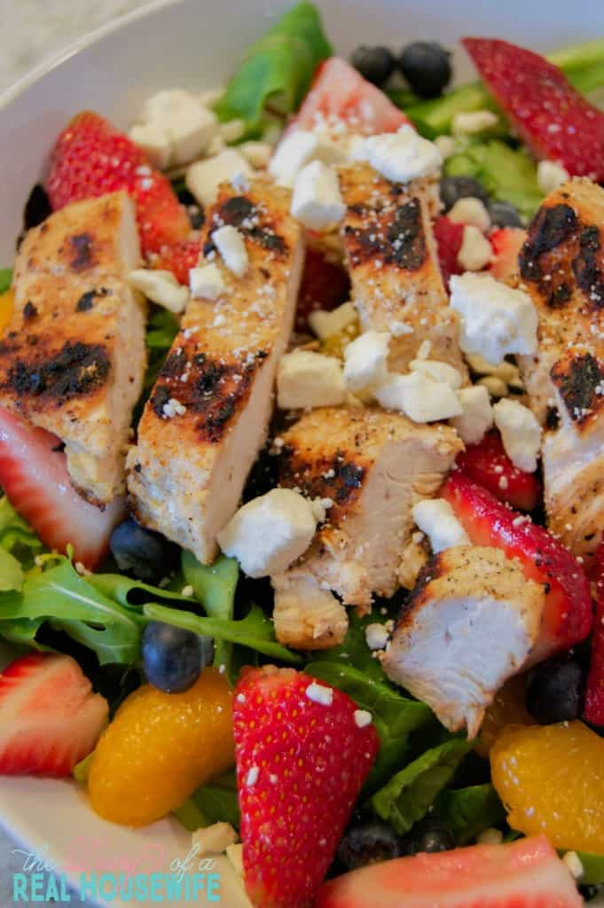 More Strawberry Poppy Seed Salad