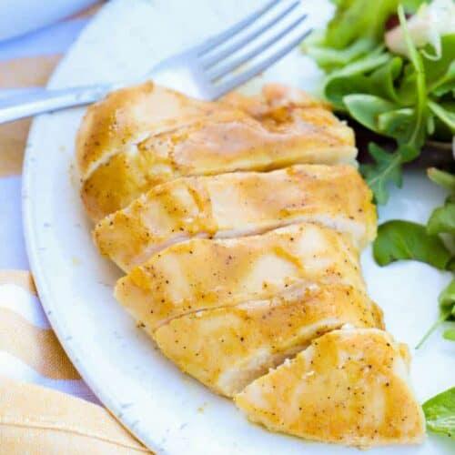 Baked Honey Dijon Chicken