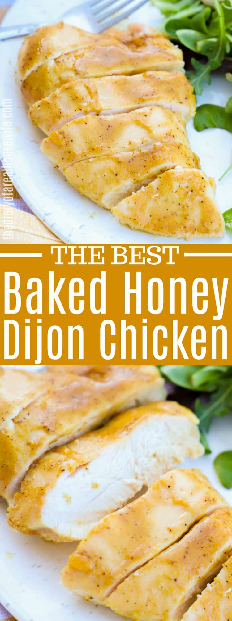 Baked Honey Dijon Chicken