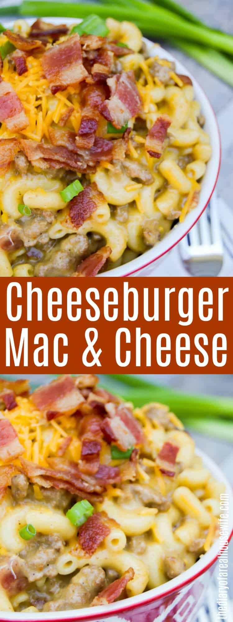 Cheeseburger Mac And Cheese The Diary Of A Real Housewife