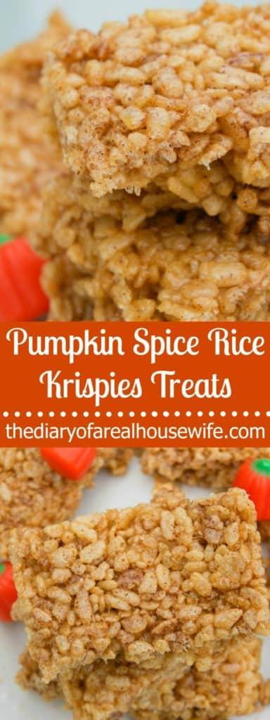 pumpkin-spice-rice-krispies-treats