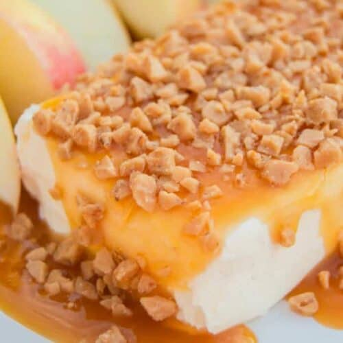 Caramel Cream Cheese Spread