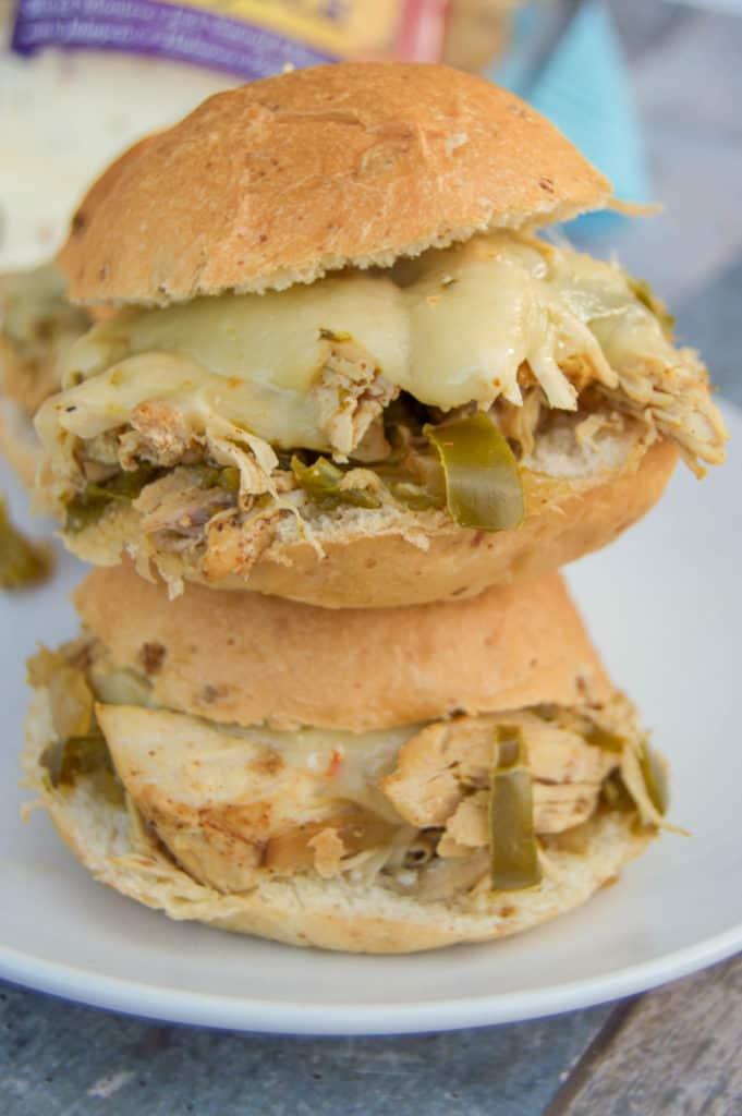 the-best-slow-cooker-chicken-fajita-sliders