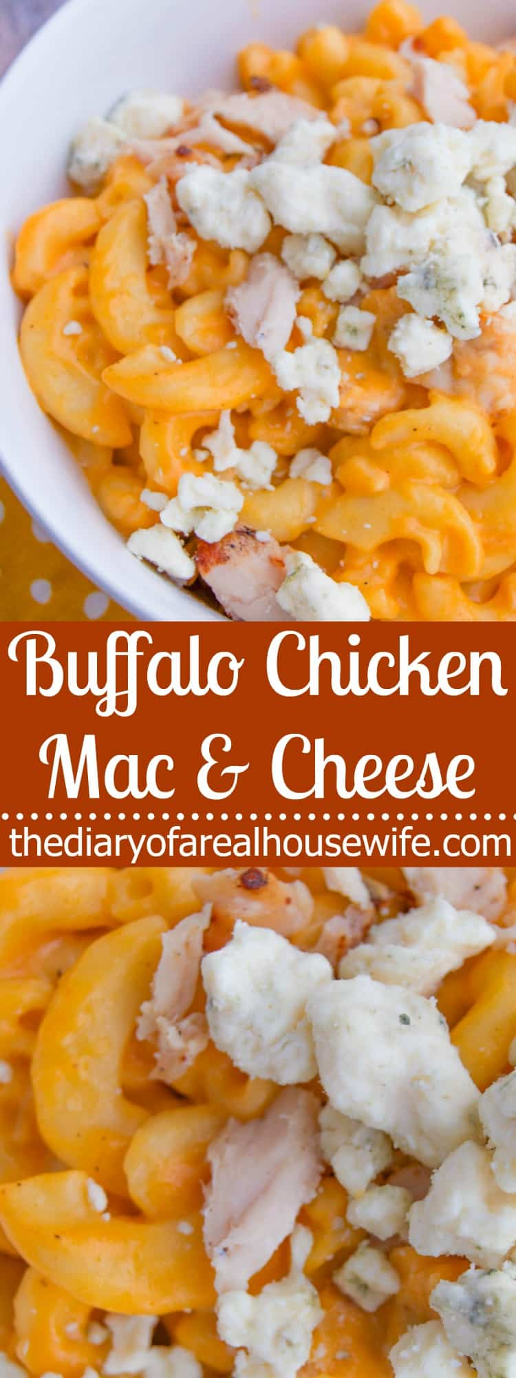 buffalo-chicken-mac-and-cheese - The Diary of a Real Housewife