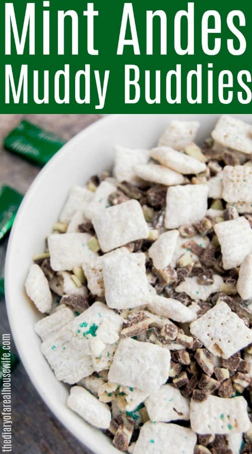 Andes Muddy Buddies