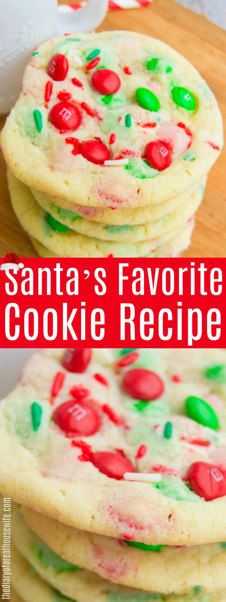 Santas Favorite Cookie Recipe