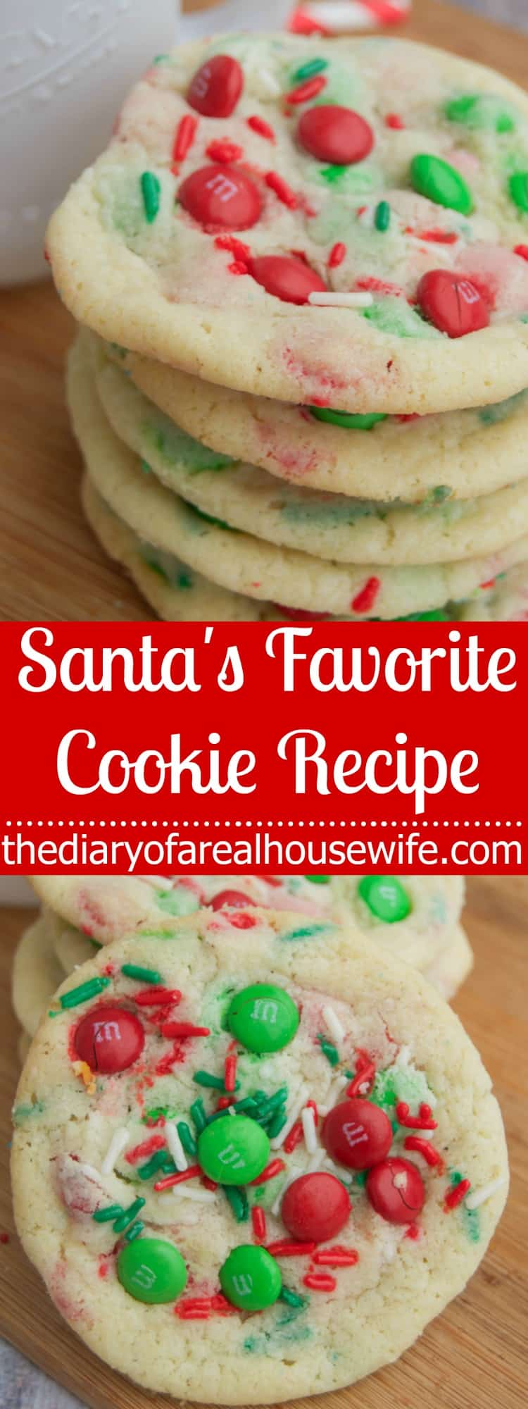 Santas Favorite Cookie Recipe