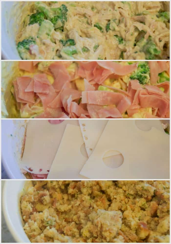 Chicken Cordon Bleu Casserole The Diary Of A Real Housewife