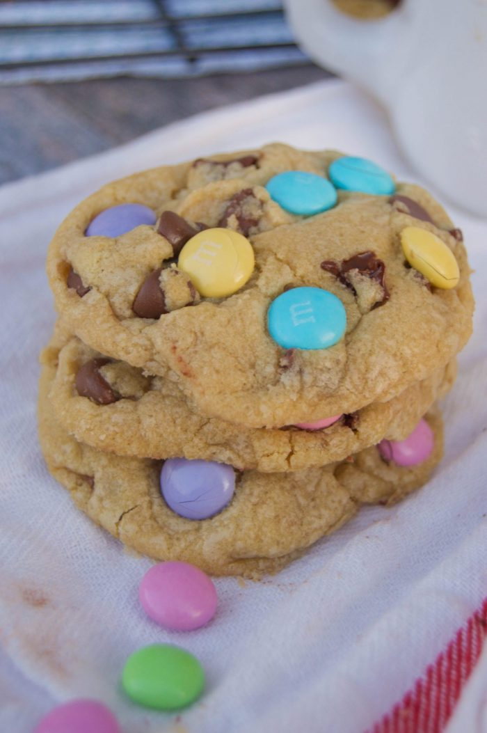 Spring Chocolate Chip Cookie