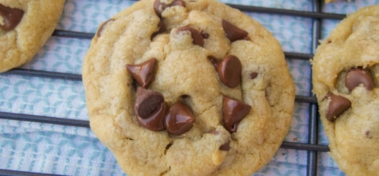 The Perfect Chocolate Chip Cookies