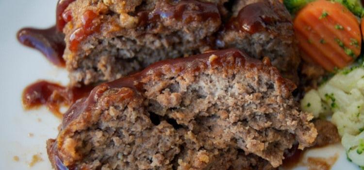 Honey BBQ Meatloaf